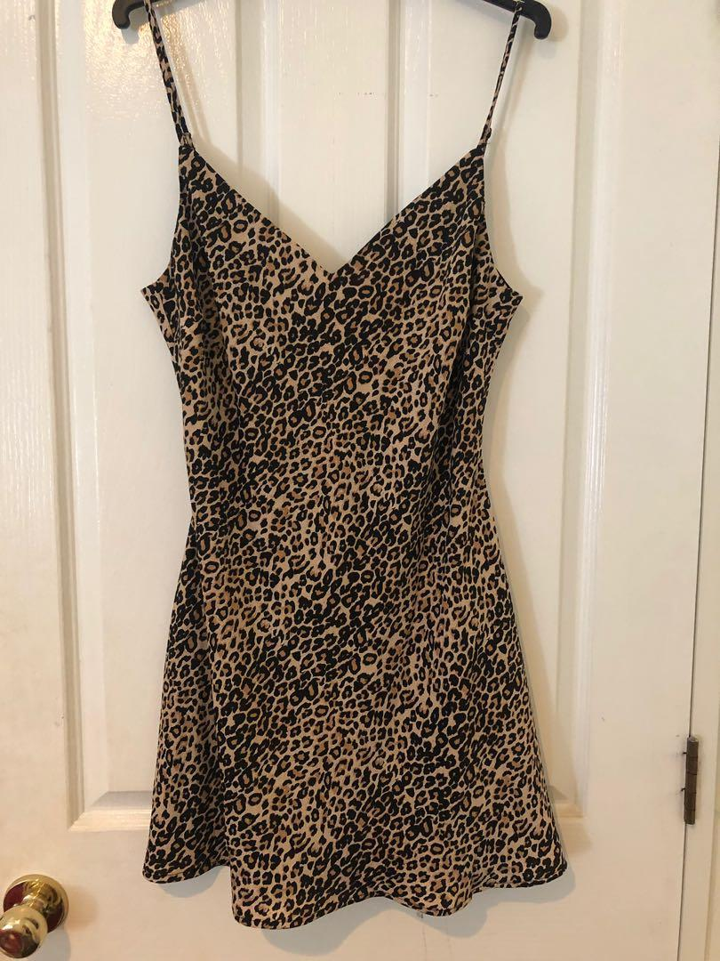 Glassons leopard dress