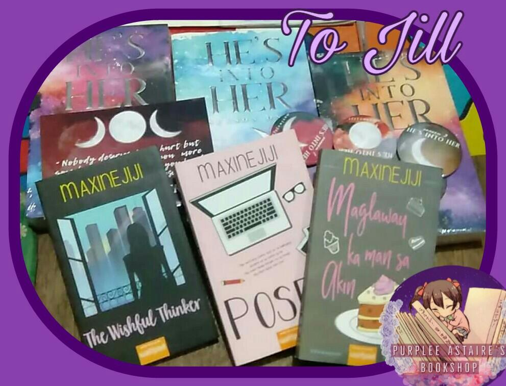 He's into Her Collector's Item and other Maxinejiji Books