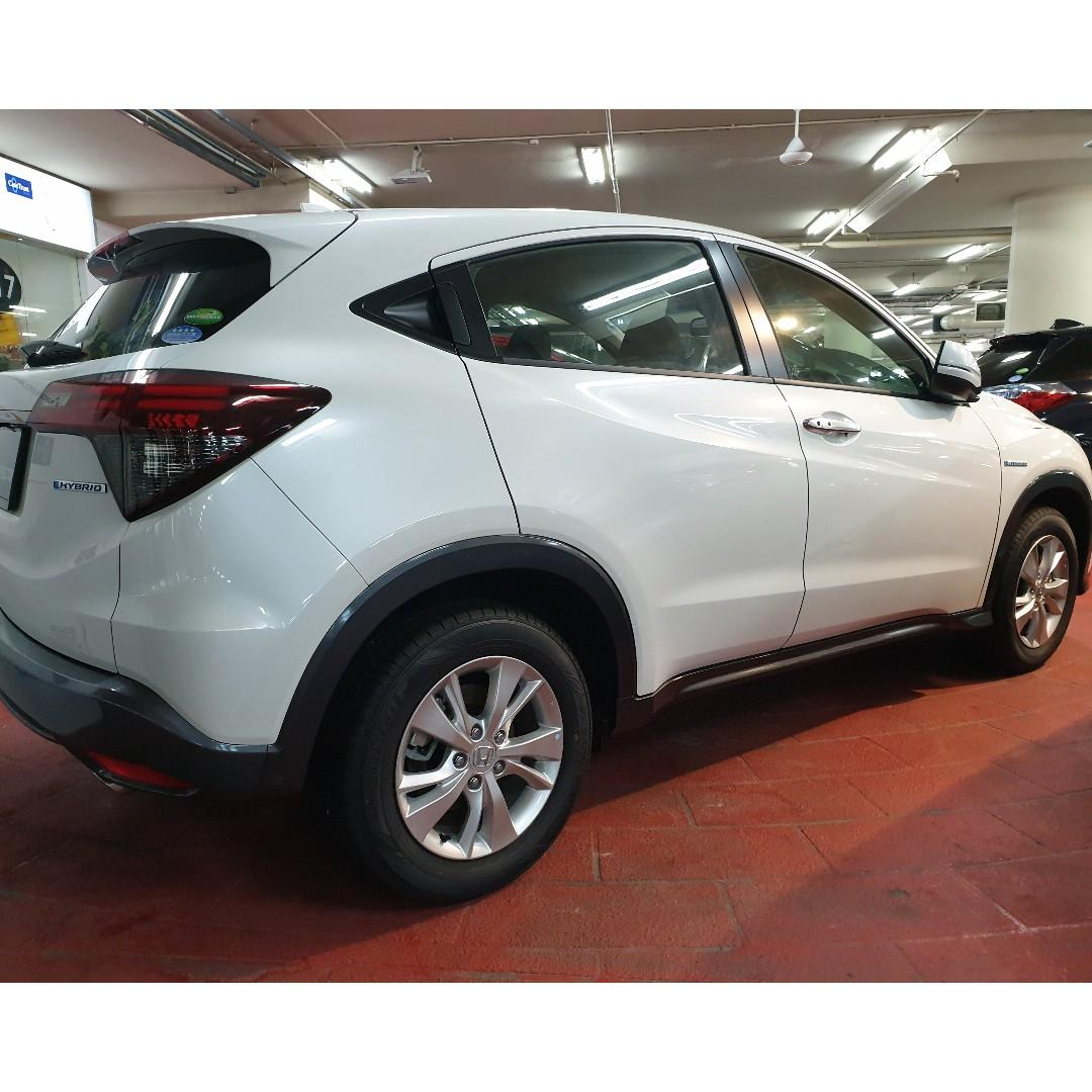 Brand New Honda Vezel Hybrid (New Facelift)