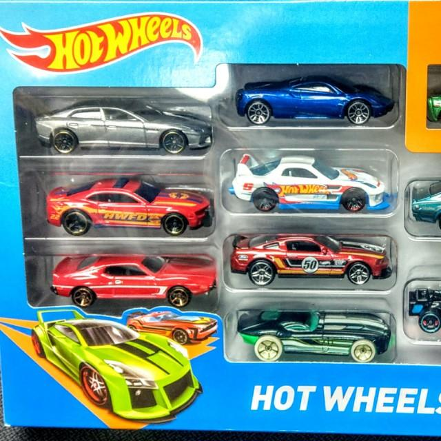 Hot Wheels 2014 10 pack