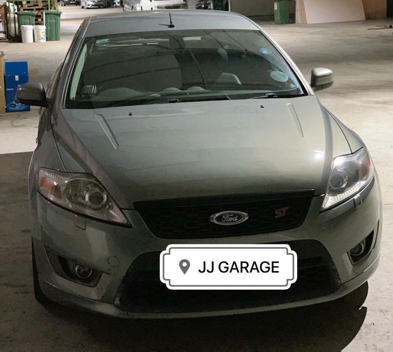 JJ GARAGE CAR RENTAL