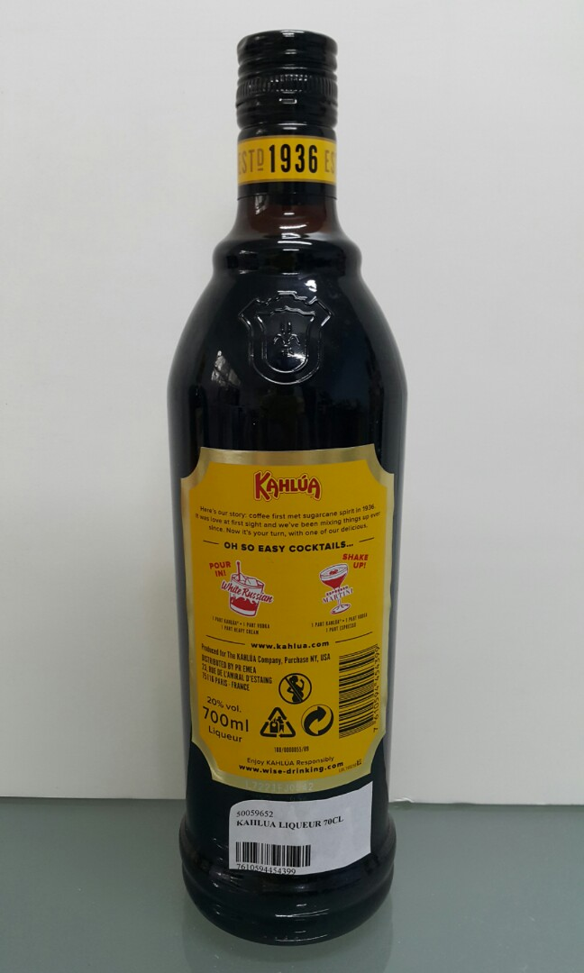 Kahlua Liqueur 700ml