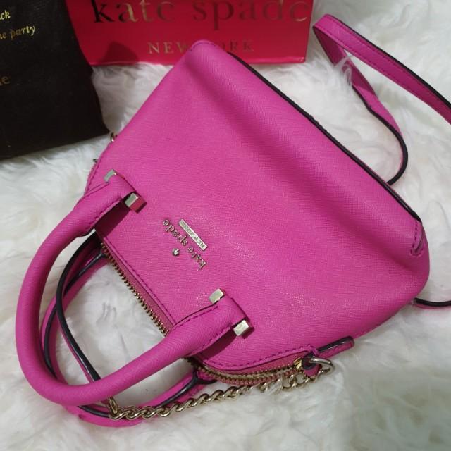 Kate Spade Mini Maise sling bag