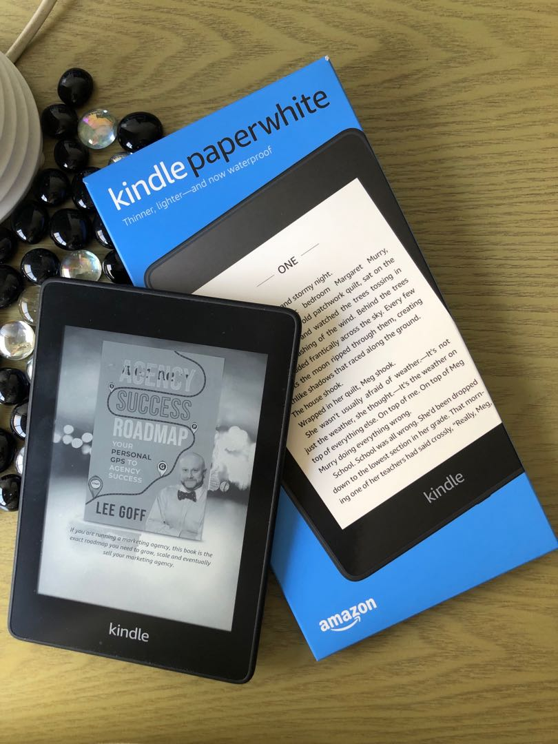 Kindle Paperwhite 2018 (Latest)