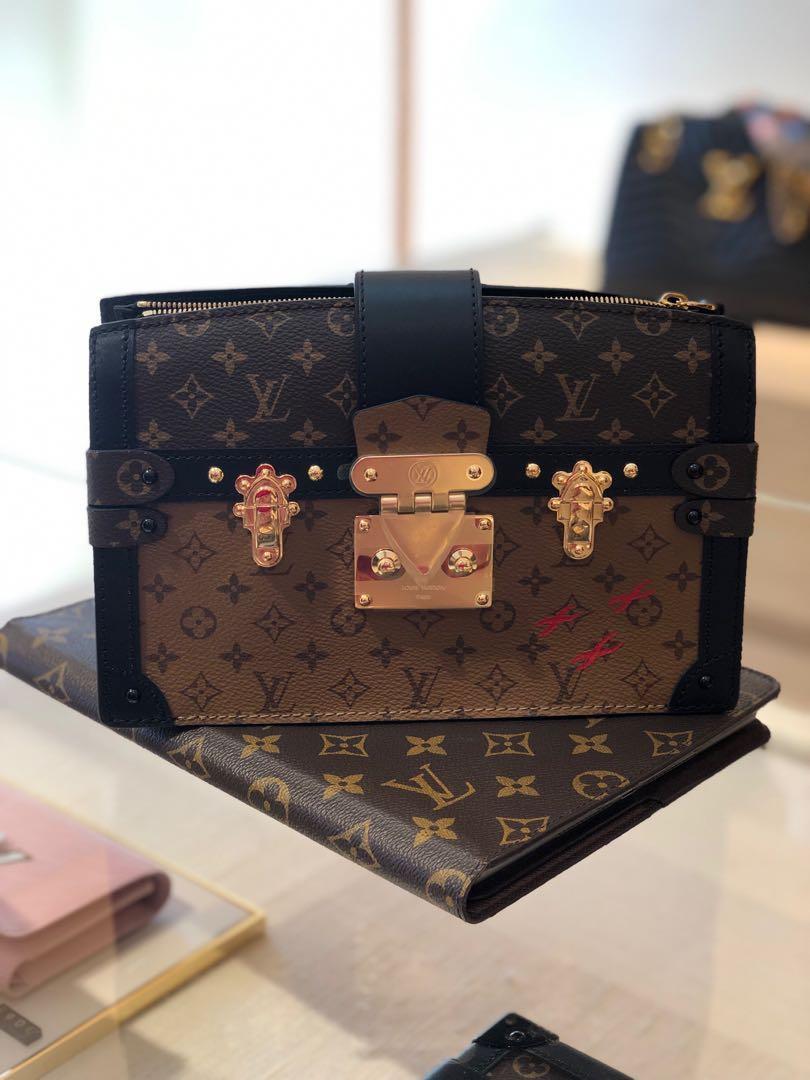 Louis Vuitton Trunk Clutch 2019