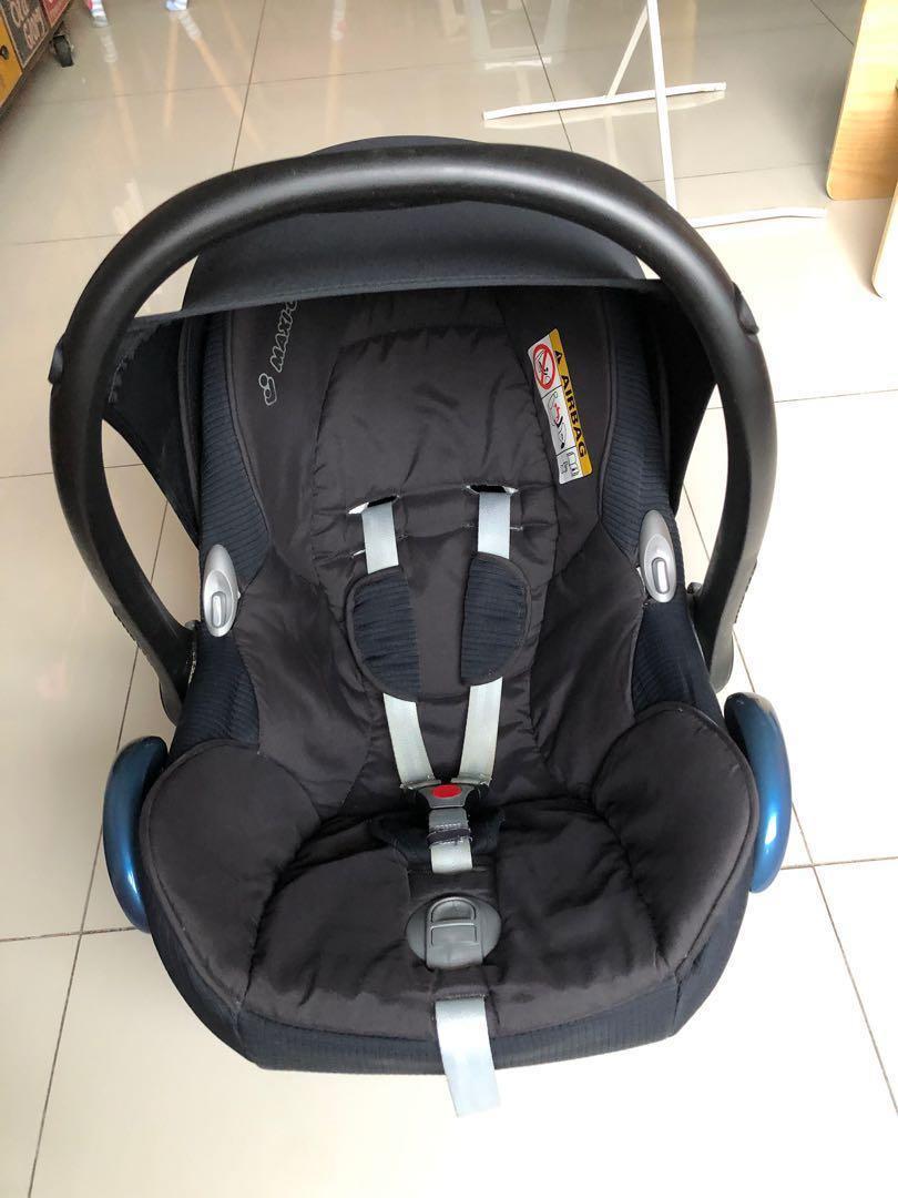 Maxi Cosi Cabriofix Car Seat, Babies