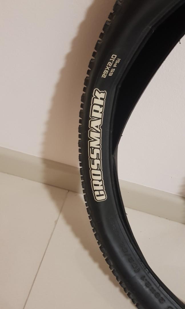 Maxxis Crossmark 29 inch Tyres