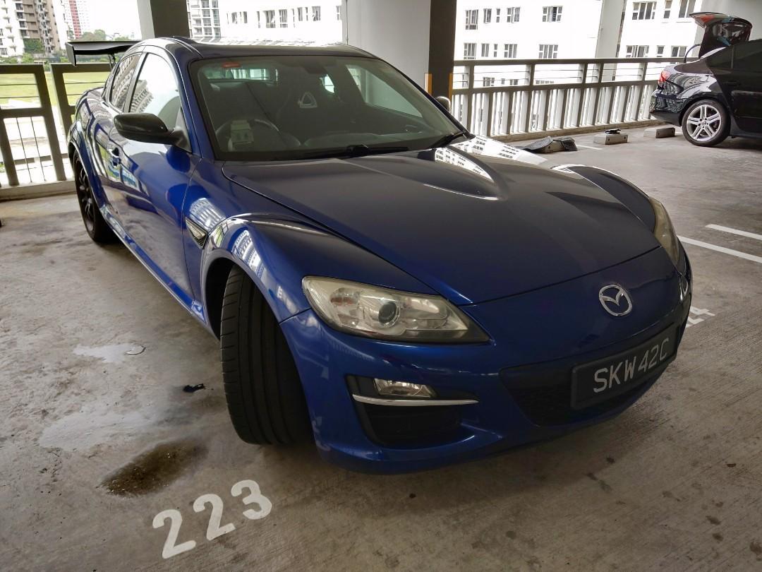 Mazda RX-8 1.3 JDM Manual