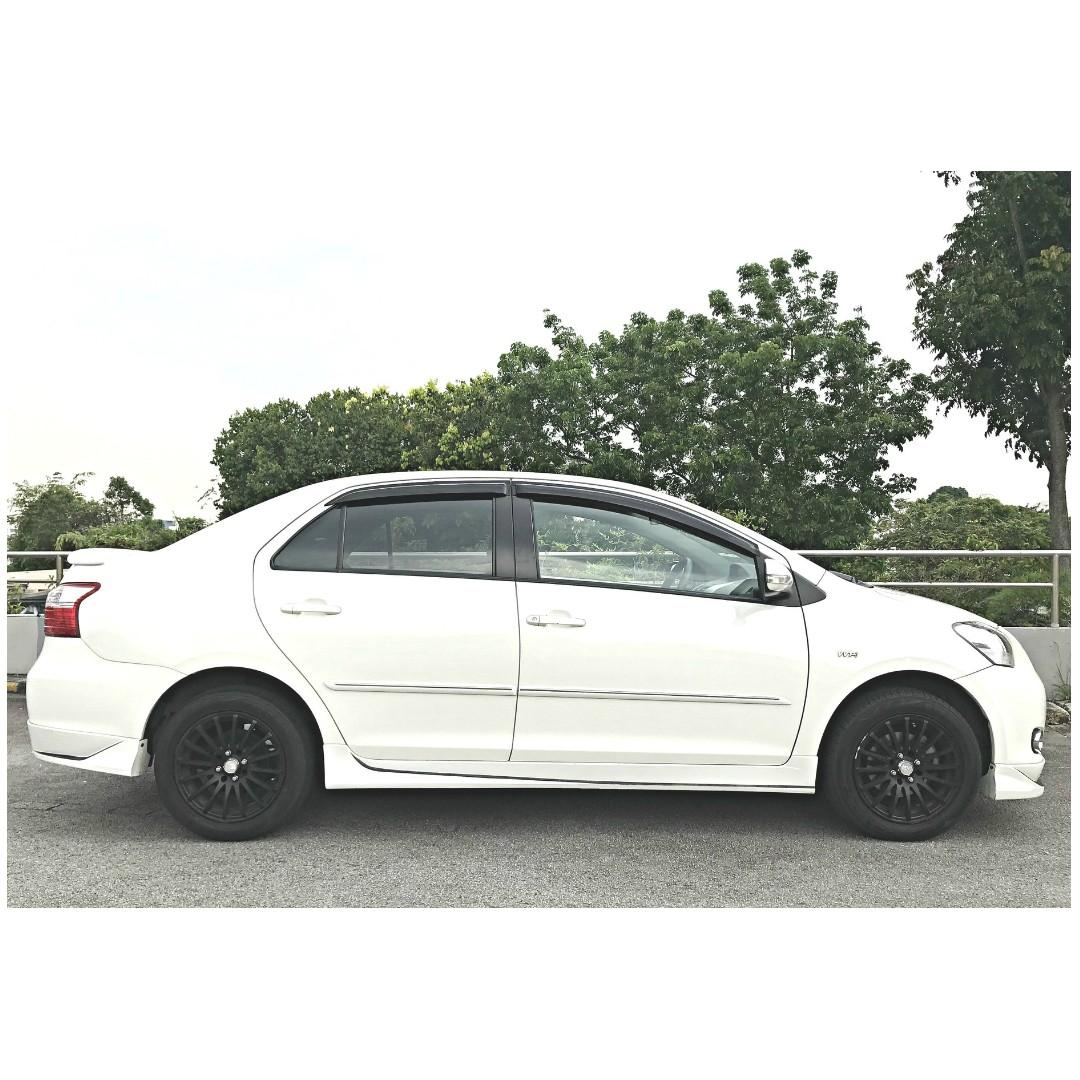 CHEAPEST $46 PER DAY SEDAN FOR PHV/LEASING [TOYOTA VIOS 1.5E A SPORT]