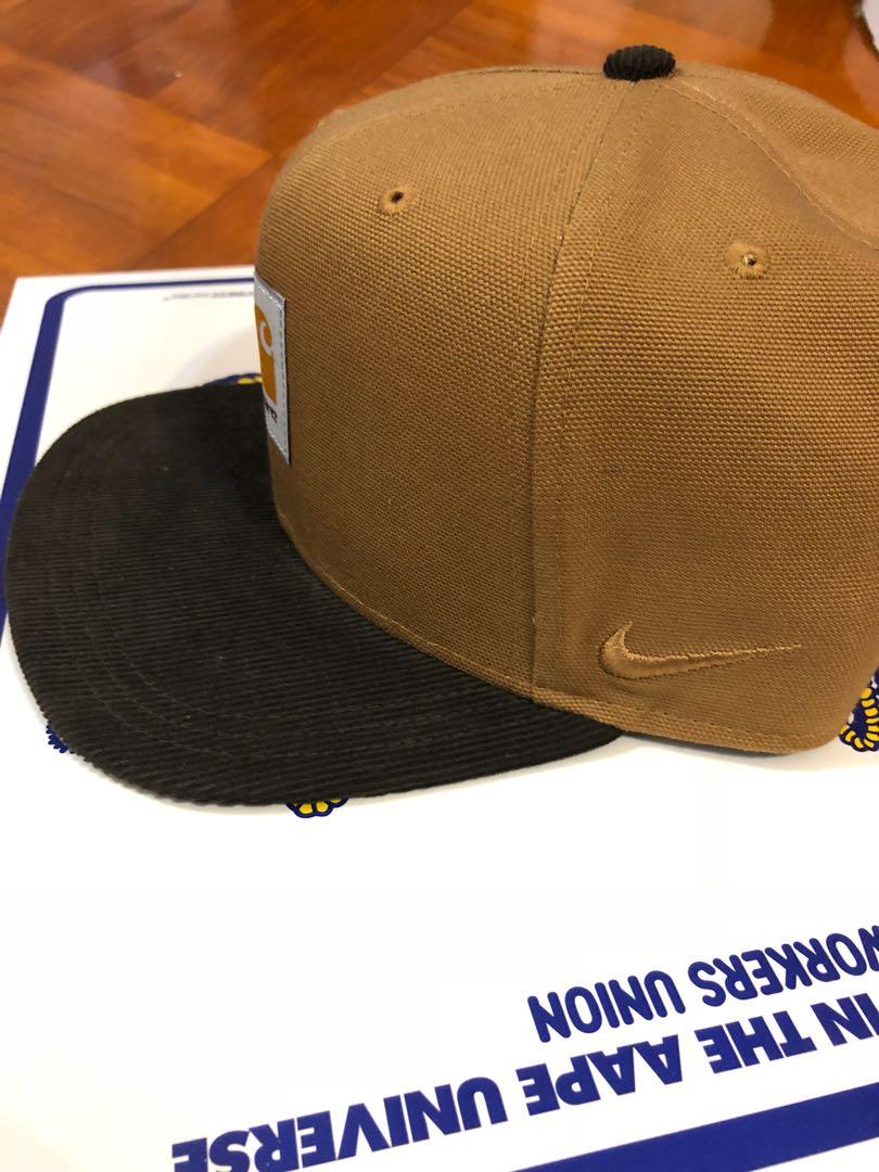najlepszy wybór gorąca sprzedaż online gorące wyprzedaże Nike lab X carhartt baseball cap acg supreme acw workware ...