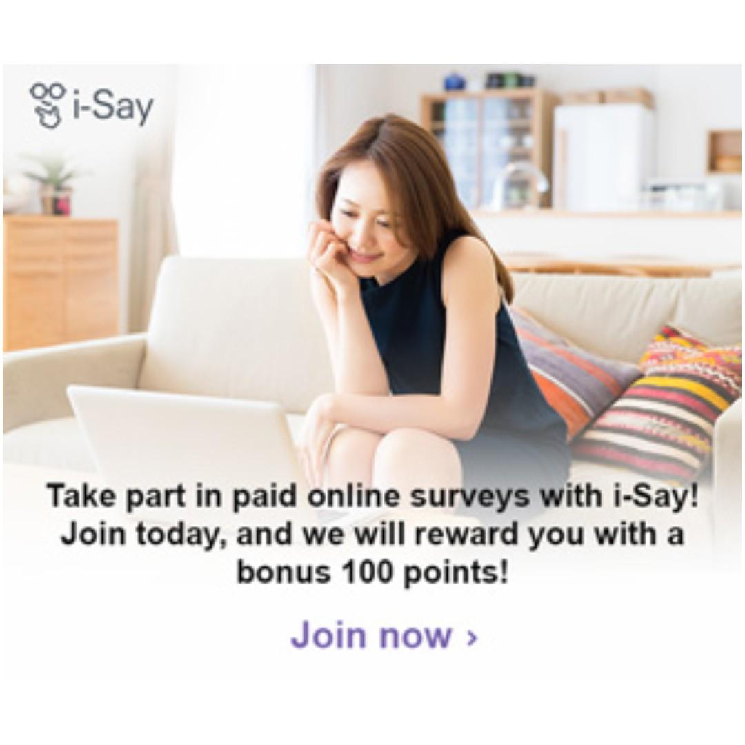 Online Paid Survey