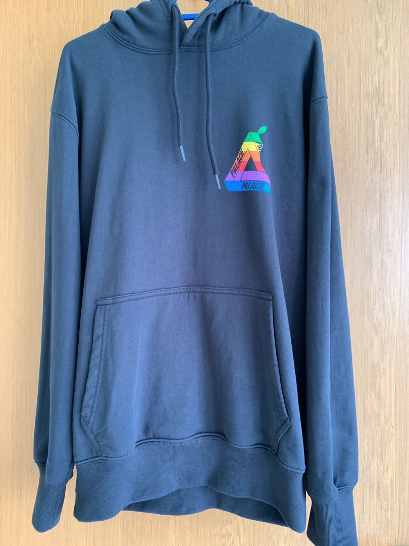 ffe8893c Palace Jobsworth Hoodie Black Small, Men's Fashion, Clothes, Tops on  Carousell