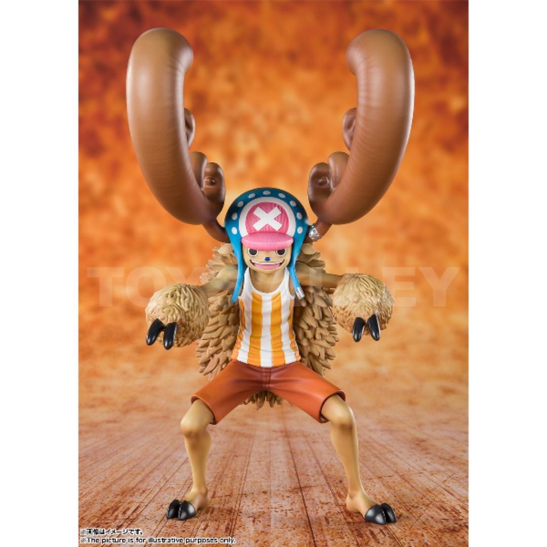 [Preorder] FiguartsZERO One Piece 20th Anniversary Cotton-Candy Lover Tony Tony Chopper Horn Point Version