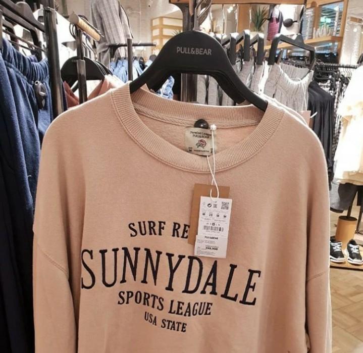 Pull & Bear Sweater Sunnydale