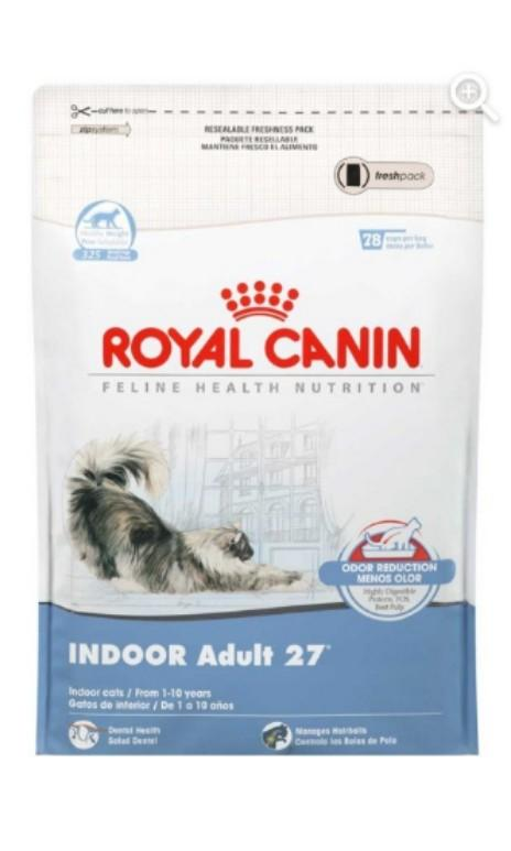 [Repacked] Royal Canin Indoor 27 cat food (7.2kg)