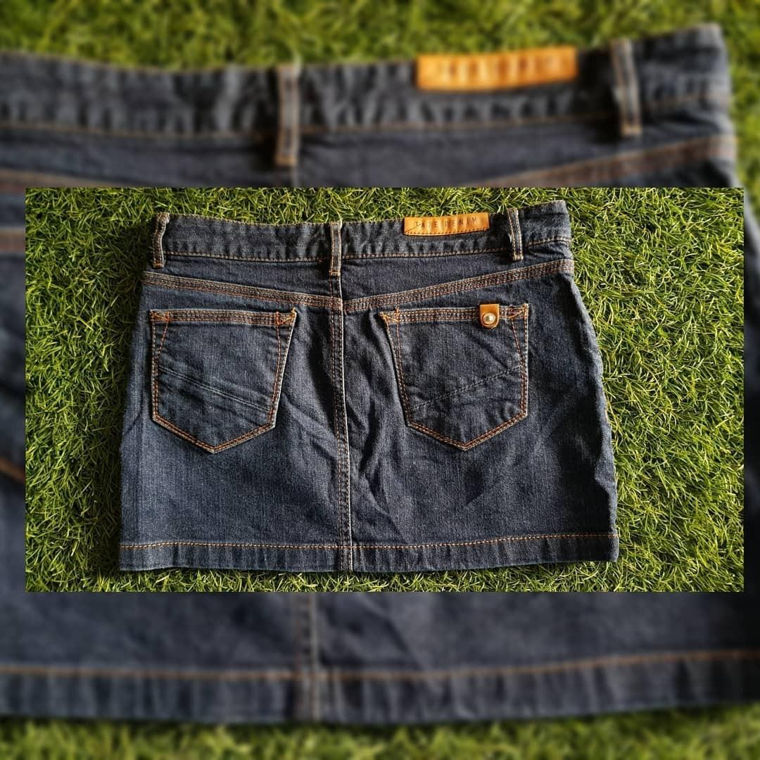 Rok jeans Preloved