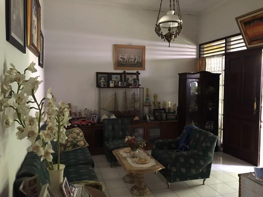 Rumah di jual Pondok Cabe udik