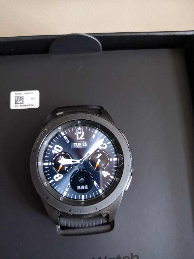 Samsung Galaxy Watch 42mm (wifi version)