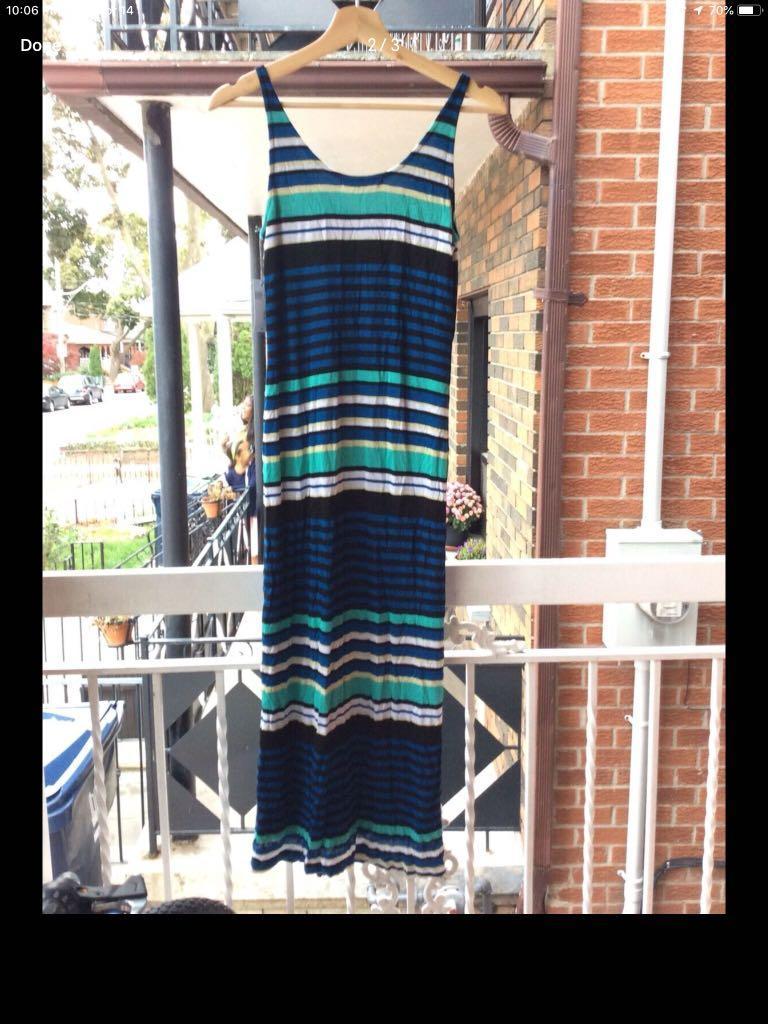 Splendid brand new maxi dress ladies spring size medium