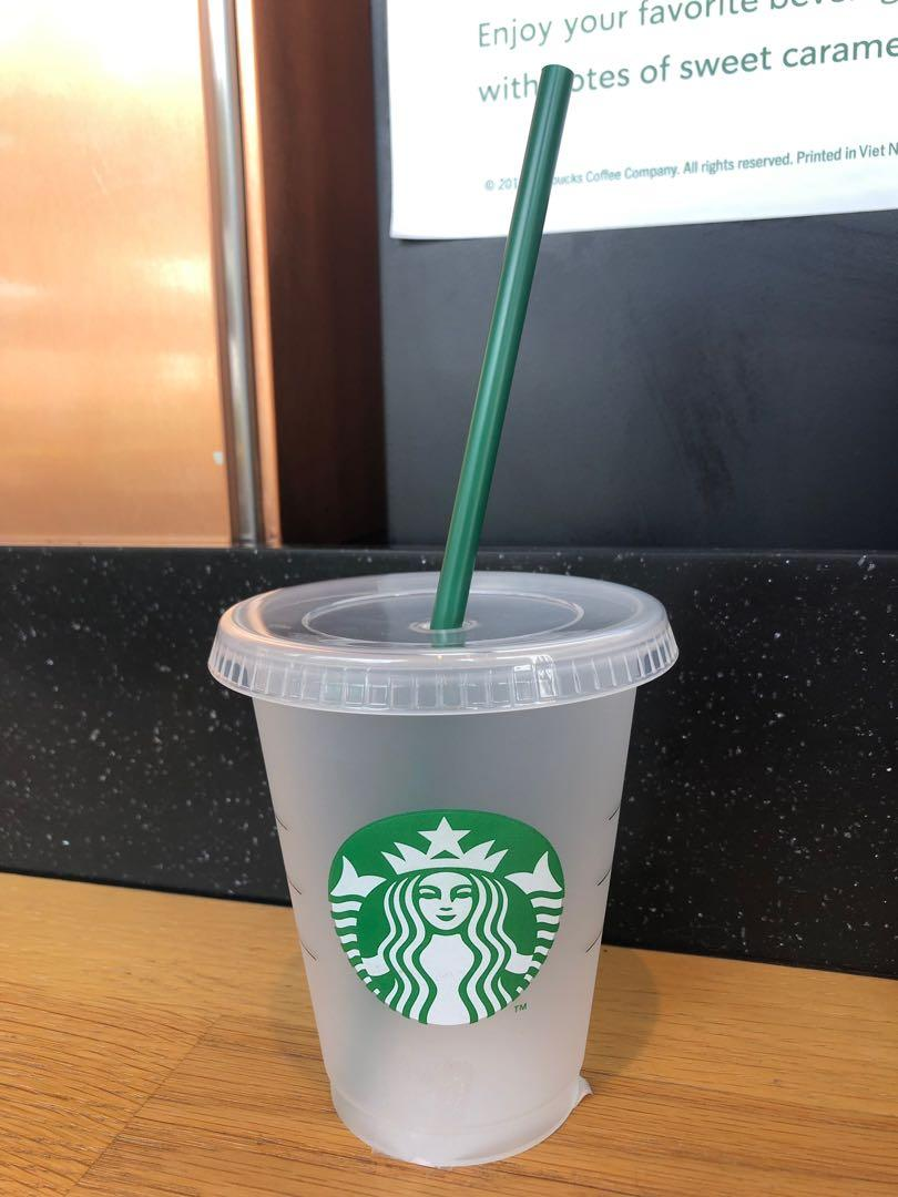 5e078156d63 STARBUCKS REUSABLE CUP (GRANDE SIZE), Home & Furniture, Home ...