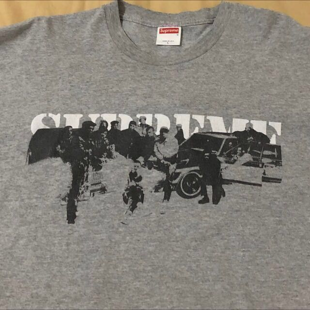 f3b6d794989b Supreme 2003 Public Enemy t-shirt tee Neighborhood lv bape, Men's ...