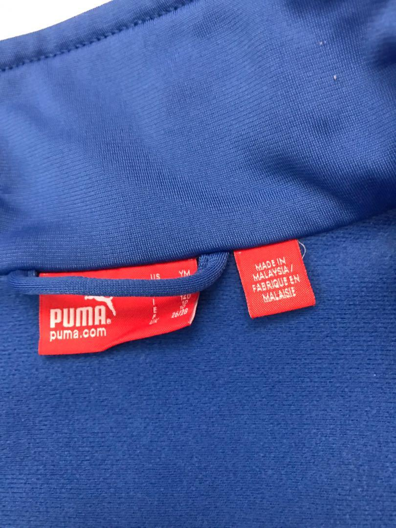 sweater tracksuit puma
