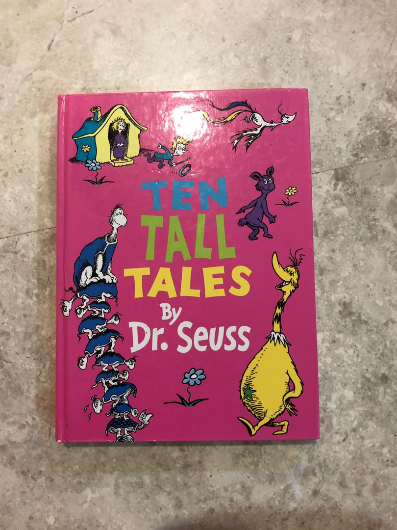 Ten Tall Tales