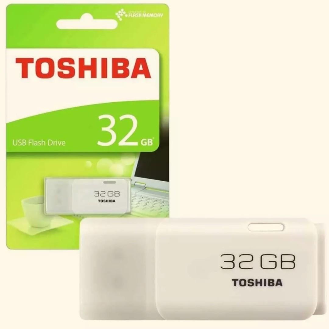 Toshiba USB 2.0 Flash Drive U202 Trans Memory 32GB