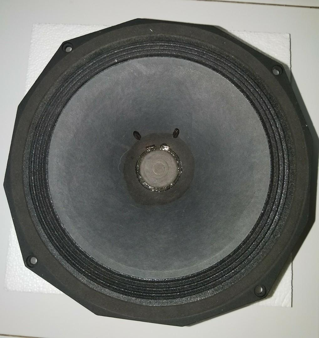 TURBOSOUND LS - 1004 MID-RANGE WOOFER, Electronics, Audio on