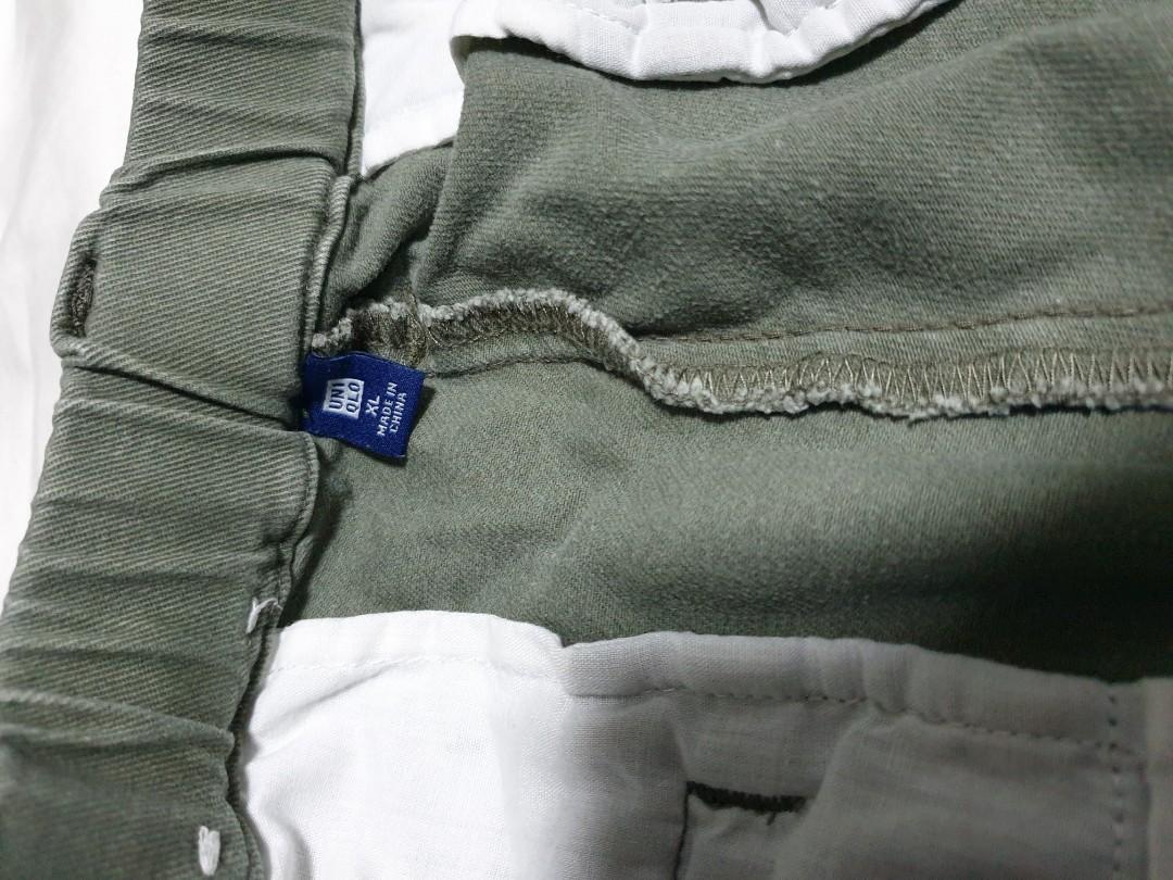 UNIQLO KIDS Army Green Pants