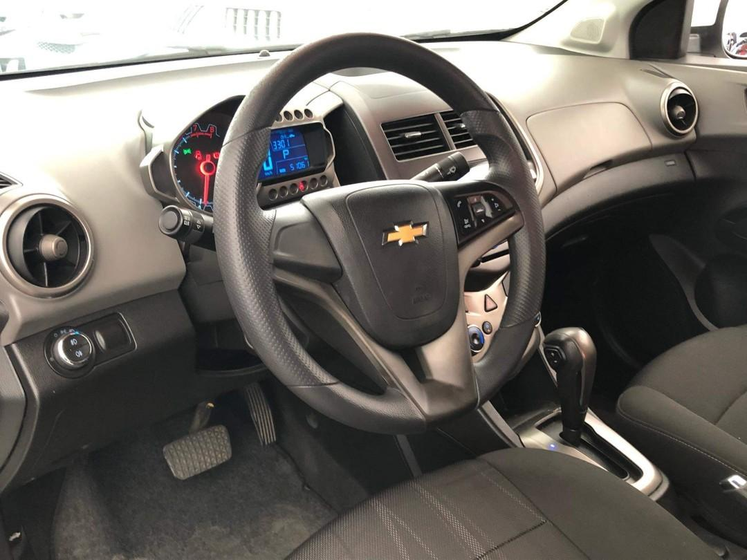 Well Maintained 2013 Chevrolet Sonic Ltz Sedan A/T Gas only P7.5T monthly at P100T DP