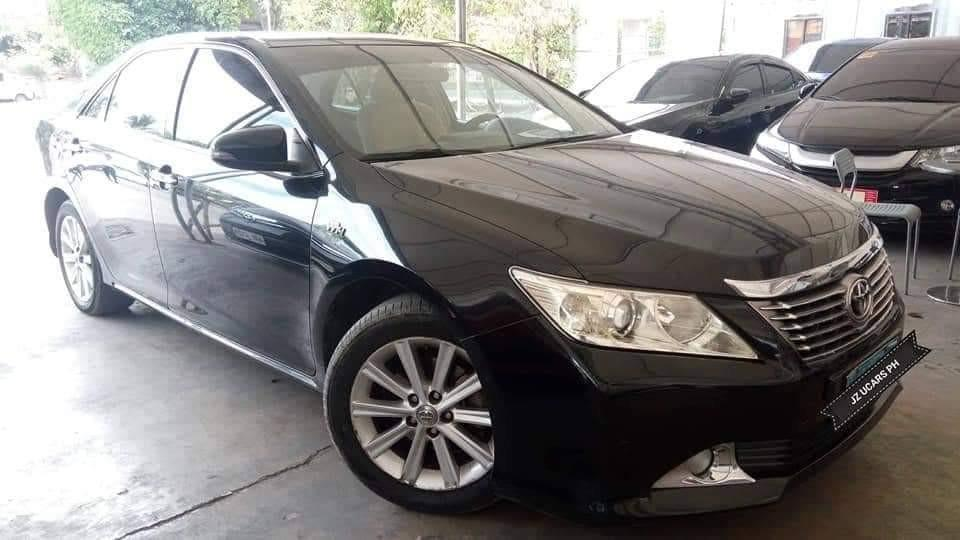 Your Dream Car 2013 Toyota Camry G A/T only P15T monthly at 30% DP