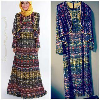 Long Dress by stylebynorfasarie
