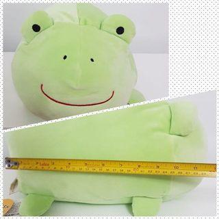 日本景品 軟綿綿趴地青蛙🐸