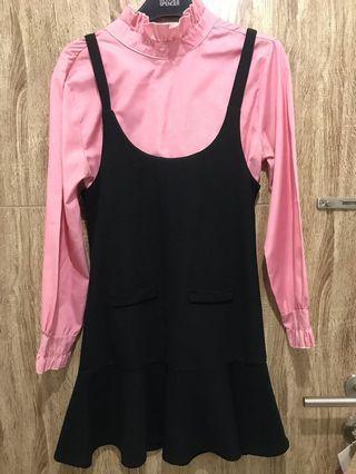 Dress Korea Set