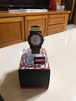 TIMEX x have a good time聯名手錶