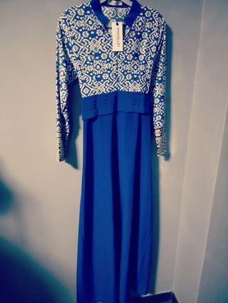 Long Dress by Rinasalleh