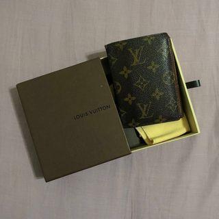 🚚 誠可議「二手美品」Louis Vuitton 路易威登 LV 短夾 皮夾 錢包