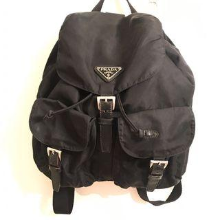 PRADA NYLON BACKPACK!
