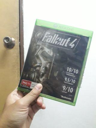 Xbox One Games Fallout 4