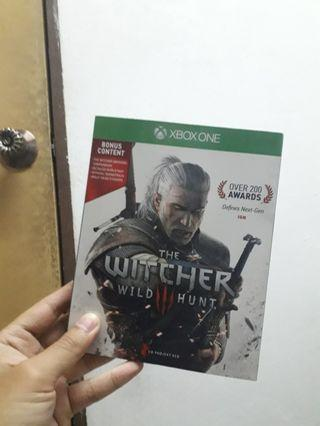 Xbox One GamesThe Witcher 3