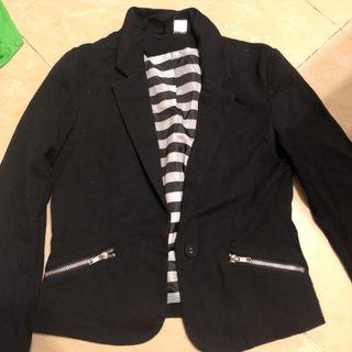 H&M 西裝外套