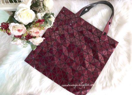 Bao Bao Issey Miyake Shopper Bag