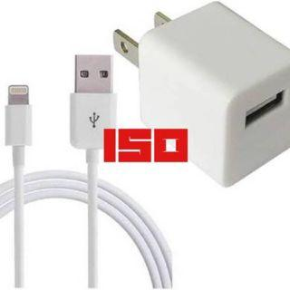 ISO: Apple iPhone Charger (Power Adapter + Lightning to USB Cable)