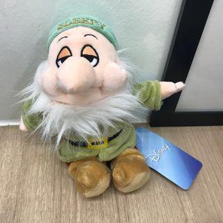 Disney sleepy dwarf Stuff soft Toys