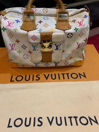 LOUIS VUITTON MULTI COLOR SPEEDY