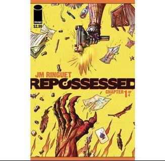 🚚 REPOSSESSED #1 (2013) Mini-Series Complete set