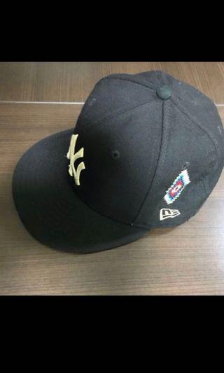 NEW ERA 民族pattern 帽