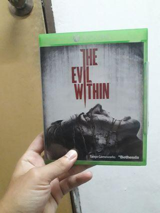 Xbox One Games The Evil Within
