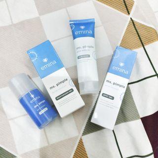 Emina ms.pimple kit series